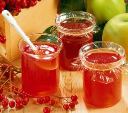 Sensommerens frugter og bær