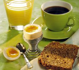 Giv morgenmaden og frokosten en chance